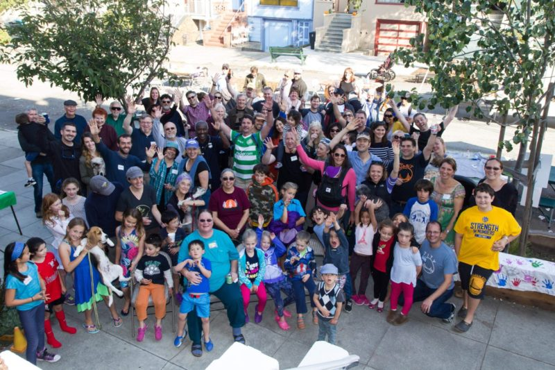 Block party group photo updt
