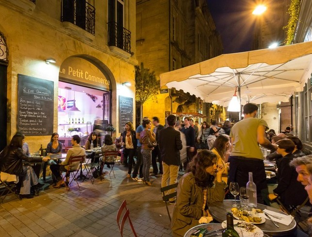 Bordeaux, France: A Pedestrian-Only Paradise