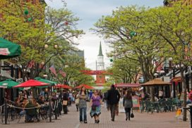 Church St, Burlington, Vermont