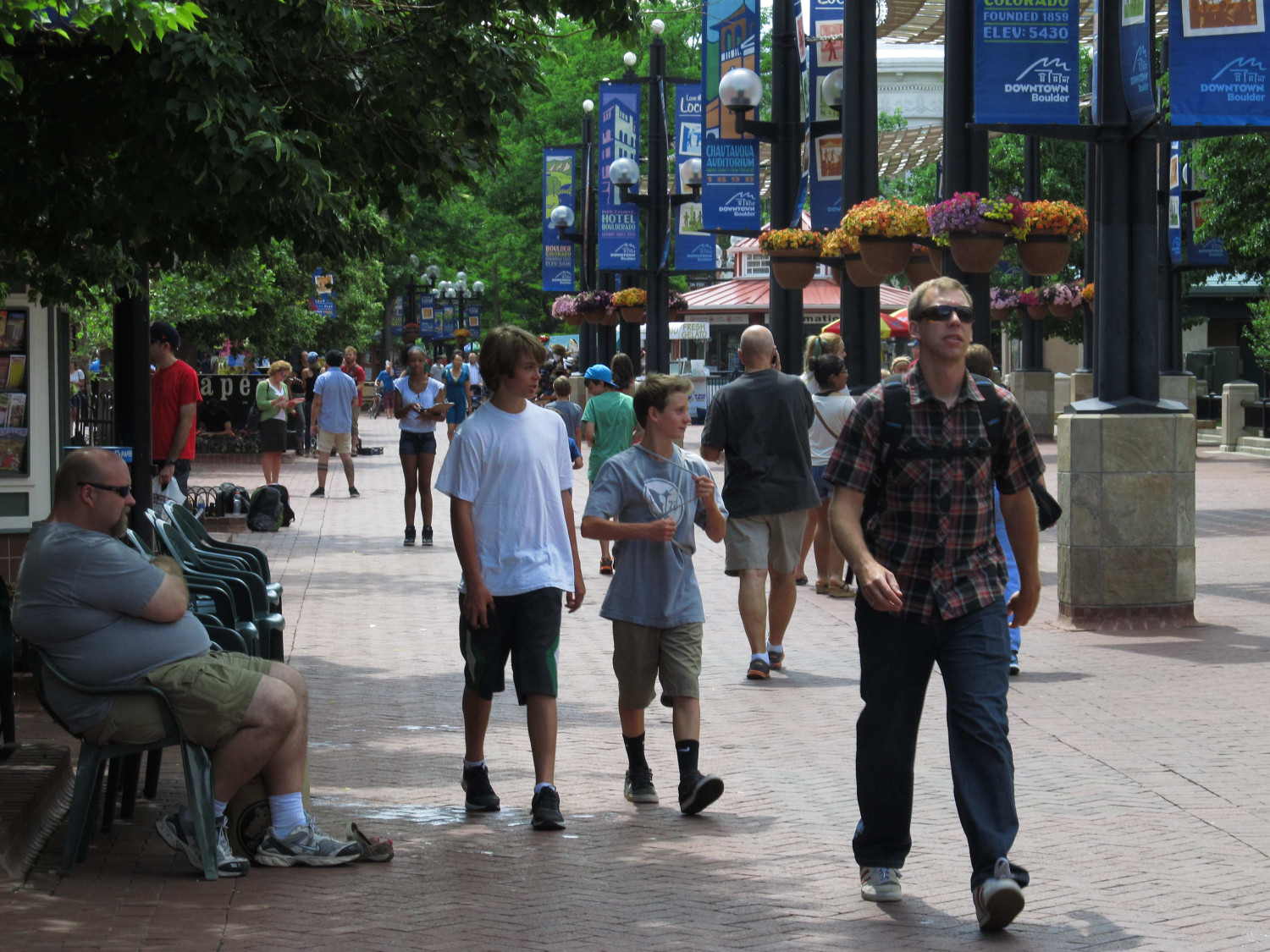 5 Essential Ingredients Of A Great Public Space