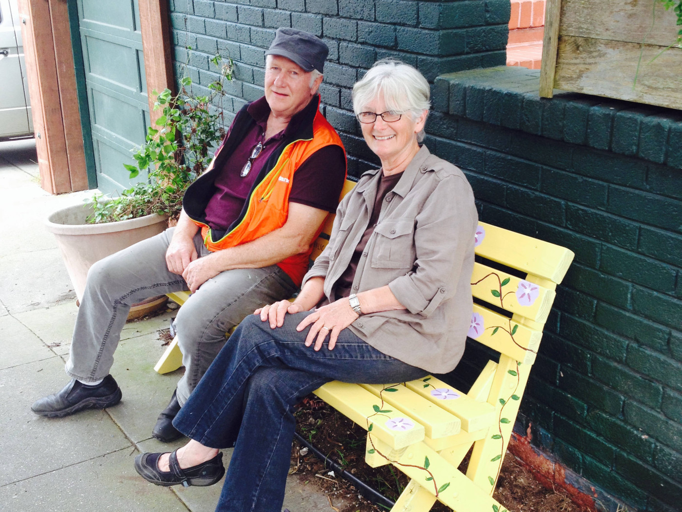 This Guy Reclaimed Community By Putting Out Guerrilla Benches