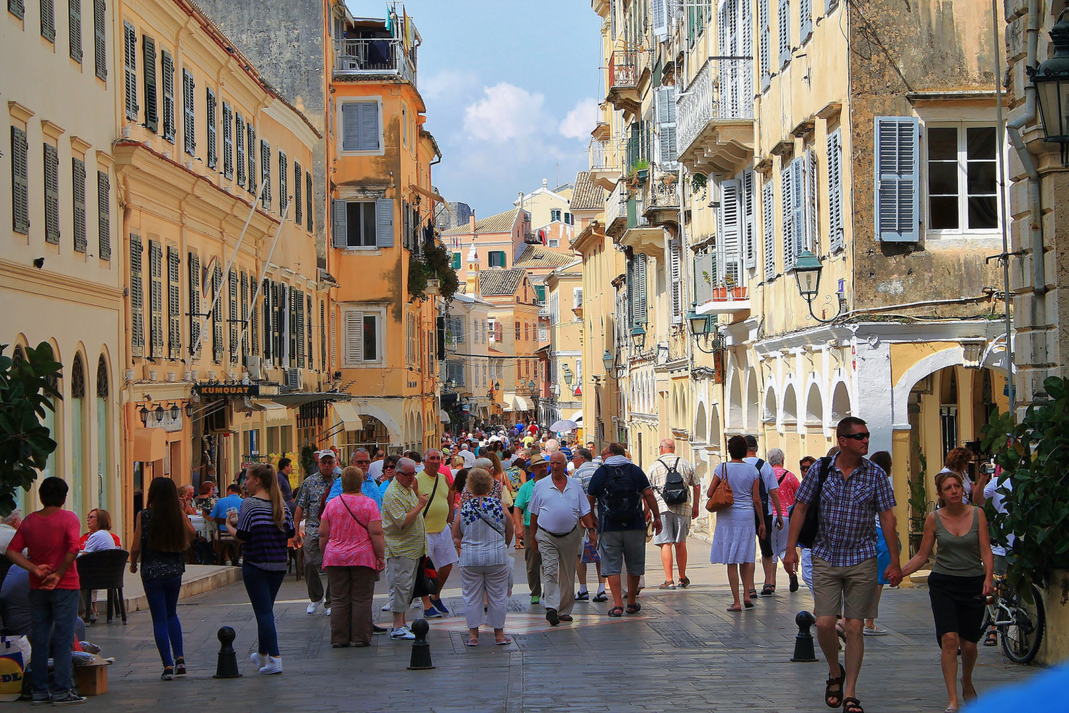 Corfu, Greece: Let's Explore A Perfect Pedestrian Oasis