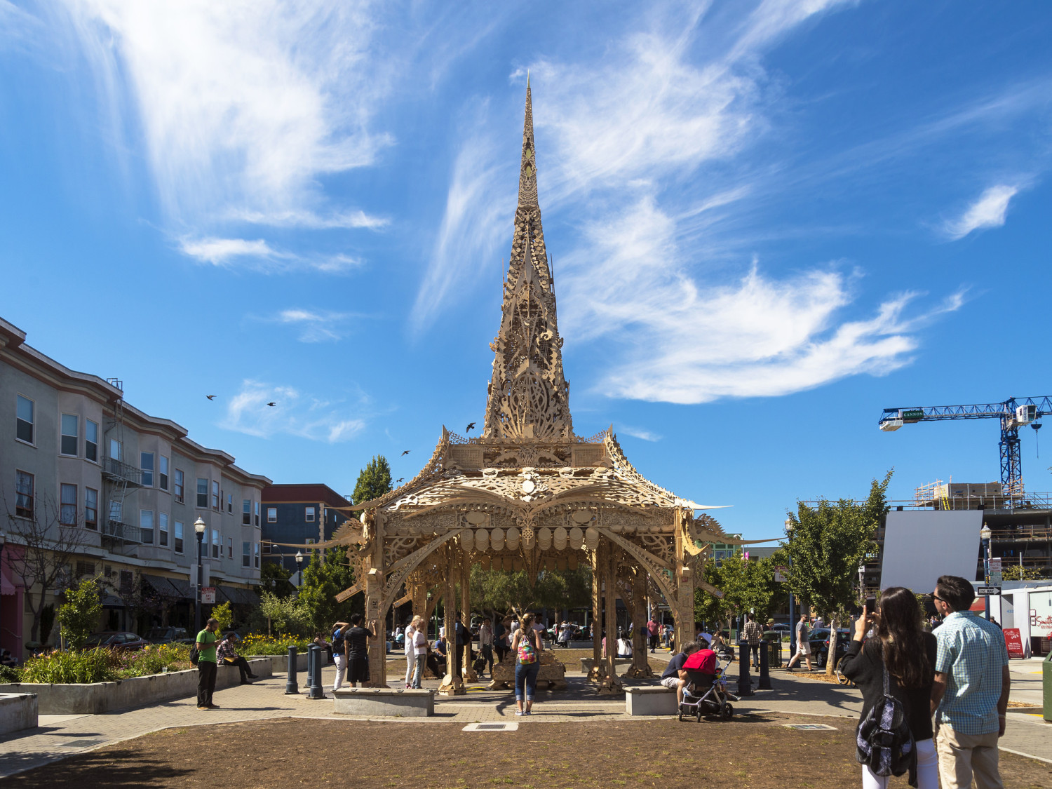 San Francisco's Best Public Space Came From A Removed Freeway
