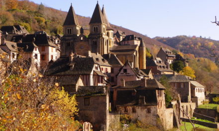 Conques, France: A Medieval Village With The Right Ingredients