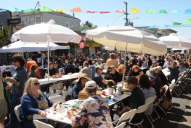 Inner Sunset Sundays Big Lunch